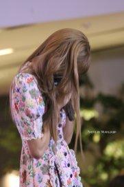 BLACKPINK LISA moonshot central world fansign event bangkok thailand 76