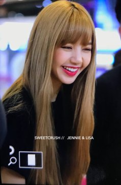 BLACKPINK Lisa Airport Photo 23 August 2018 Gimpo 11