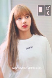 BLACKPINK Lisa Airport Photo 8 August 2018 Incheon to Jakarta Indonesia 38