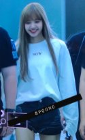 BLACKPINK Lisa Airport Photo 8 August 2018 Incheon to Jakarta Indonesia 6