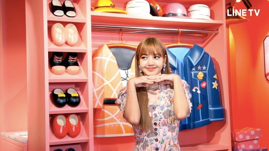BLACKPINK-Lisa-Line-TV-Thailand 2