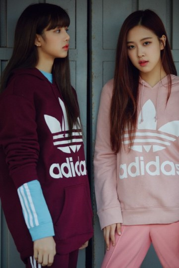 See More Blackpink Photos For Adidas Originals Commercial