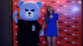 BLACKPINK Lisa meet and greet Jakarta Indonesia krunk 3