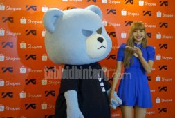 BLACKPINK Lisa meet and greet Jakarta Indonesia krunk 6