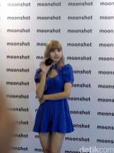 BLACKPINK Lisa meet and greet jakarta indonesia moonshot 4