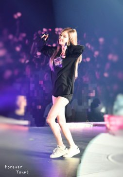 BLACKPINK Rose Japan Arena Tour 2018 Chiba Last Day 9