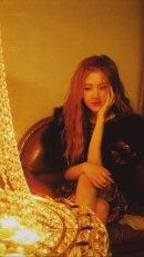 BLACKPINK Rose behind the scenes Dazed Korea Magazine 12