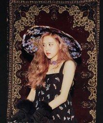 BLACKPINK Rose behind the scenes Dazed Korea Magazine 4