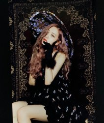 BLACKPINK Rose behind the scenes Dazed Korea Magazine 6