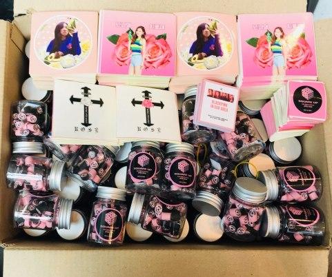 BLACKPINK Rose comeback support music core rose fan union