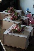 BLACKPINK Rose comeback support rose fan union lunchbox flower candies