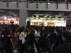 Day 1 BLACKPINK Lisa moonshot fansign event Bangkok Thailand 172