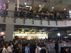 Day 1 BLACKPINK Lisa moonshot fansign event Bangkok Thailand 174
