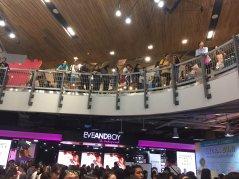 Day 1 BLACKPINK Lisa moonshot fansign event Bangkok Thailand 177