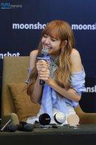 Day 1 BLACKPINK Lisa moonshot fansign event Bangkok Thailand 21