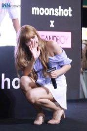 Day 1 BLACKPINK Lisa moonshot fansign event Bangkok Thailand 43