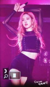 Rose BLACKPINK Japan Arena Tour 2018 Day 3 Fukuoka 11