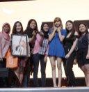 blackpink lisa meet greet indonesia blink
