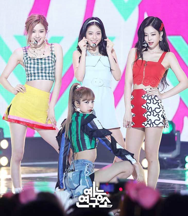 BLACKPINK Good Bye Stage MBC Music Core August 4, 2018