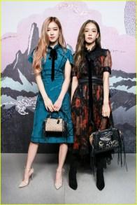 10-BLACKPINK Jisoo Rose COACH New York Fashion Week 2018