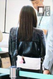 105-BLACKPINK Jennie Airport Photos Incheon to Paris Fashion Week