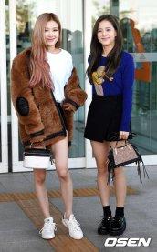 11-BLACKPINK Jisoo Airport Photo Incheon New York Fashion Week