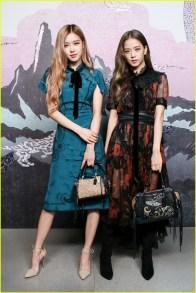 12-BLACKPINK Jisoo Rose COACH New York Fashion Week 2018