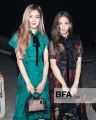 15-BLACKPINK Jisoo Rose COACH New York Fashion Week 2018