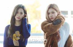 16-BLACKPINK Jisoo Airport Photo Incheon New York Fashion Week