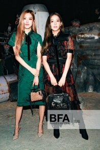 16-BLACKPINK Jisoo Rose COACH New York Fashion Week 2018