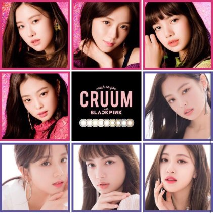 17-BLACKPINK-CRUUM-Japan-Contact-Lens-Commercial