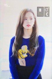 18-BLACKPINK Jisoo Airport Photo Incheon New York Fashion Week