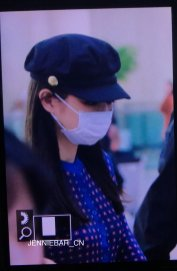 19-BLACKPINK-Jennie-Airport-Photo-Gimpo-19-September-2018-hat