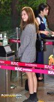 19-BLACKPINK Jisoo Airport Photo 17 September 2018 Gimpo to Japan