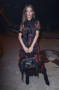 2-BLACKPINK Jisoo COACH New York Fashion Week 2018