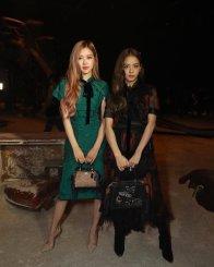 20-BLACKPINK Jisoo Rose COACH New York Fashion Week 2018