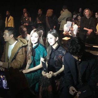 25-BLACKPINK Jisoo Rose COACH New York Fashion Week 2018