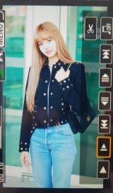 28-BLACKPINK Lisa Airport Photo Incheon New York Fashion Week