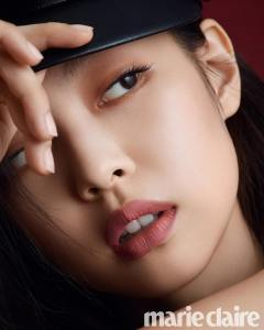 BLACKPINK Jennie Marie Claire October 2018 issue