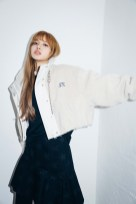 38-BLACKPINK Lisa X-girl Japan Nonagon Collaboration