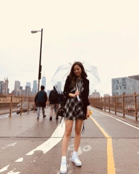 4-BLACKPINK Jisoo Instagram Photo 12 September 2018 New York