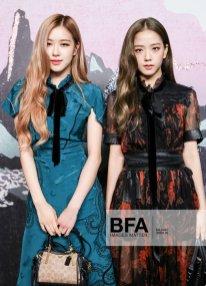 BLACKPINK Jisoo Rose COACH New York Fashion Week 2018