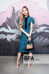 BLACKPINK Rose COACH New York Fashion Week 2018