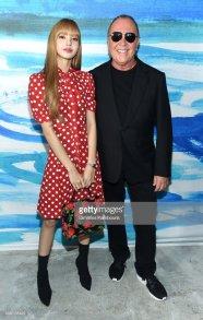 46-BLACKPINK Lisa Michael Kors New York Fashion Week 2018
