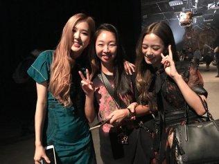 5-BLACKPINK Jisoo Rose COACH New York Fashion Week 2018