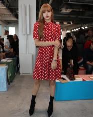 50-BLACKPINK Lisa Michael Kors New York Fashion Week 2018