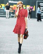56-BLACKPINK Lisa Michael Kors New York Fashion Week 2018