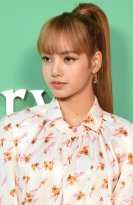 56 BLACKPINK Lisa Mulberry Seoul Event 6 September 2018