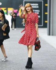 57-BLACKPINK Lisa Michael Kors New York Fashion Week 2018