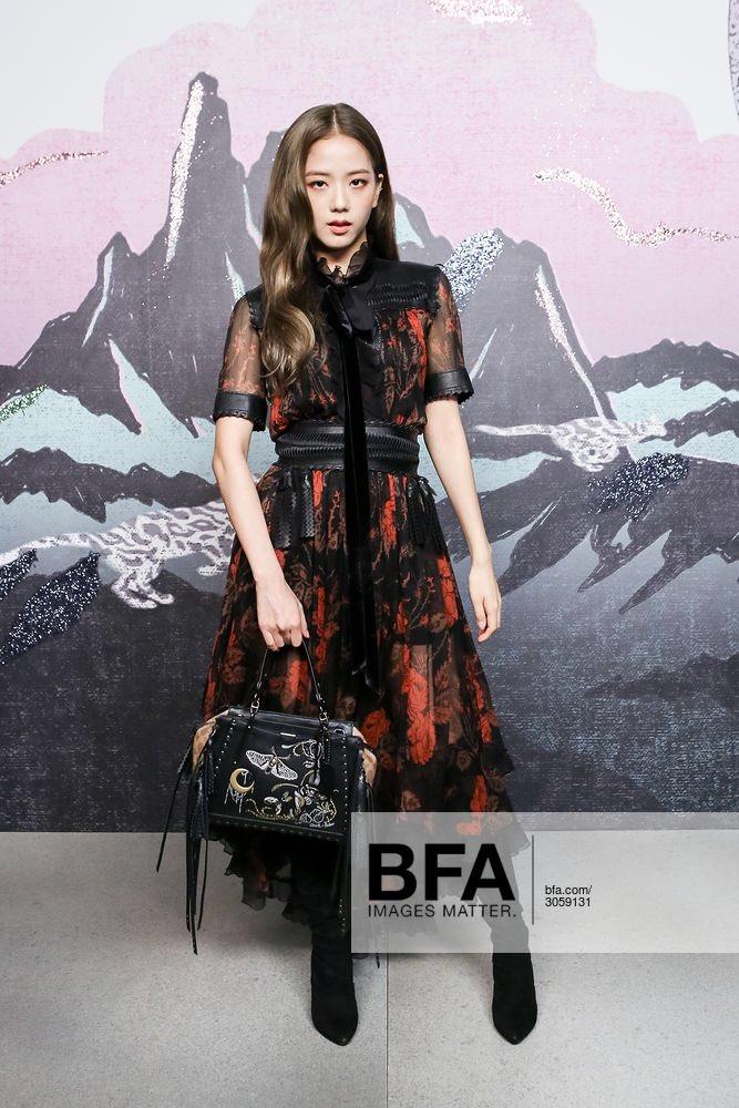 BLACKPINK Jisoo COACH New York Fashion Week 2018